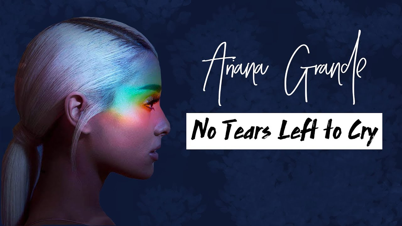 Guitar Chords Junction No Tears Left To Cry Ariana Grande