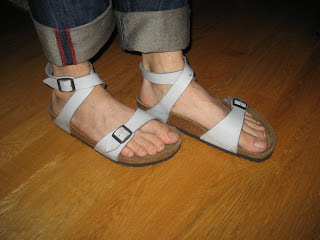 All About Fashion Birkenstock Sandals A High Fashion