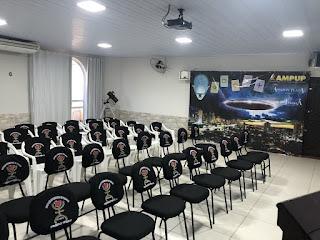 Salão de reuniões – AMPUP