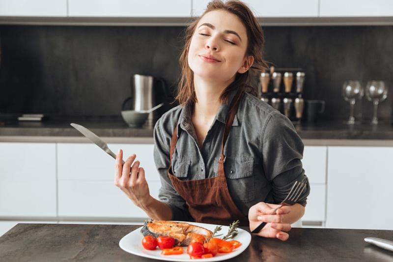Besinlerin insanı mutlu yaptığını biliyor muydunuz?