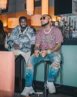 It was rumored and now I think it's on the verge of manifesting as the DMW huncho Davido is bent on furthering his career as he eyes Politics.  The superstar singer who hails from a very wealthy & influential family as well as a family that has always loved political participation has made it clearer
