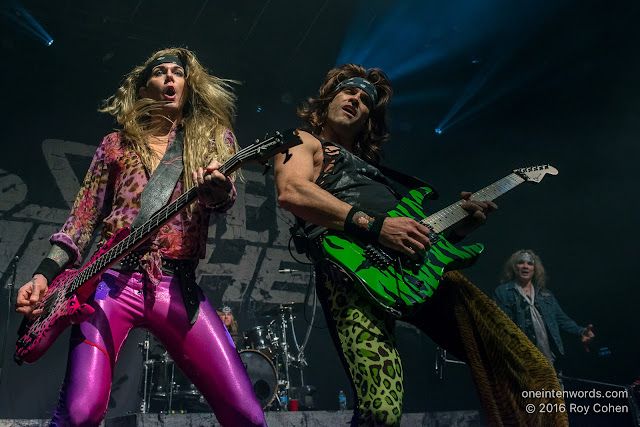 Steel Panther at Rebel on November 29, 2016 Photo by Roy Cohen for One In Ten Words oneintenwords.com toronto indie alternative live music blog concert photography pictures
