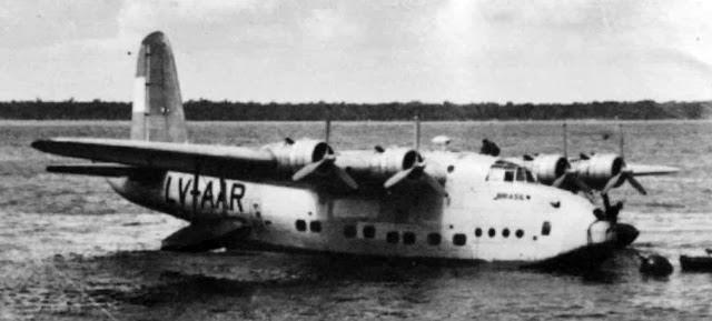 Resultado de imagen de Aviación del Litoral Fluvial Argentino