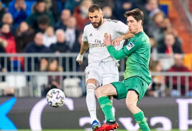 مباراة اسبانيول وريال مدريد بث مباشر