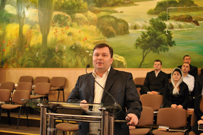 Новая Каховка. День Библии. 4 ноября 2012 года