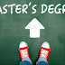 How to start a master's degree