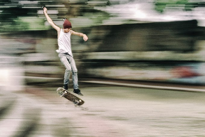 Skateboarding in New Zealand