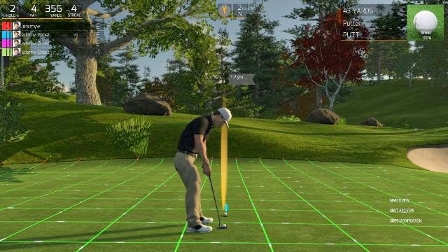 The Golf Club PC Games Gameplay