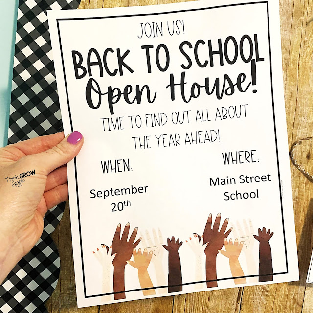 All Are Welcome Classroom Printables