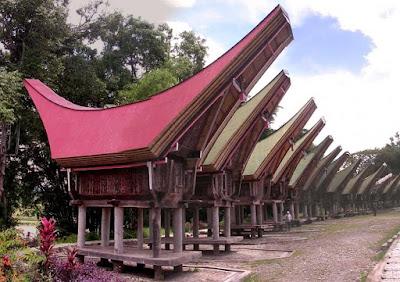 The Houses of the Toraja