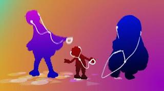 D Dance iPod parody. Elmo, Big Bird and Snuffy dance to the letter D. Sesame Street Alphabet Songs