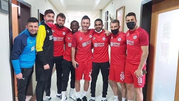Oficial: Sivasspor, rescinde Marcelo Goiano