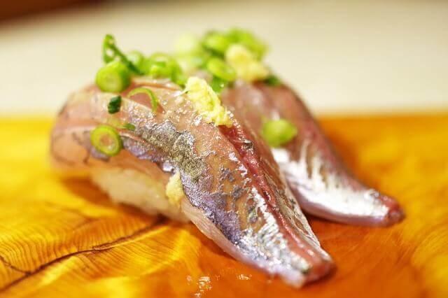 تناول السمك لبشرة صحية