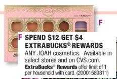 JOAH cosmetics
