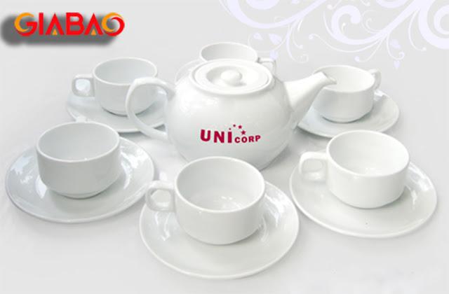 bộ ấm chén trà Ck sang trọng
