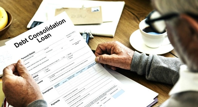 why debt consolidation loan denied