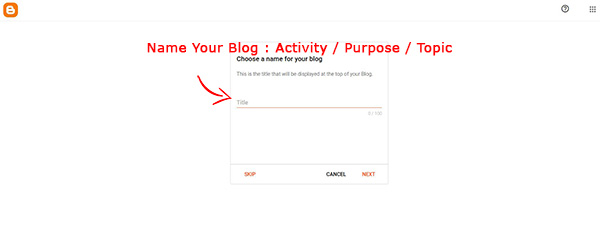 How to Start a Free Blog on Blogspot Image 5