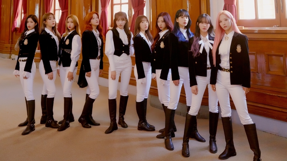 WJSN Top The Charts with 'As You Wish'