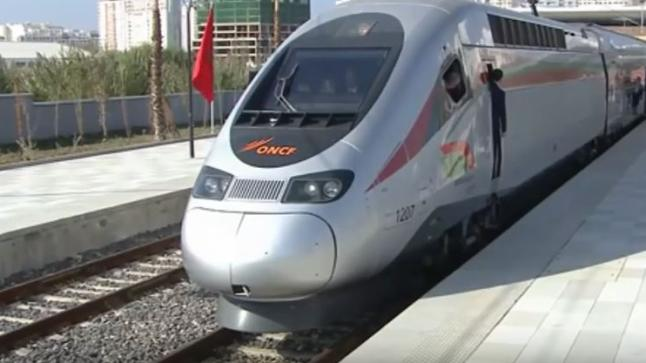 أكادير..محطة القطار فائق السرعة