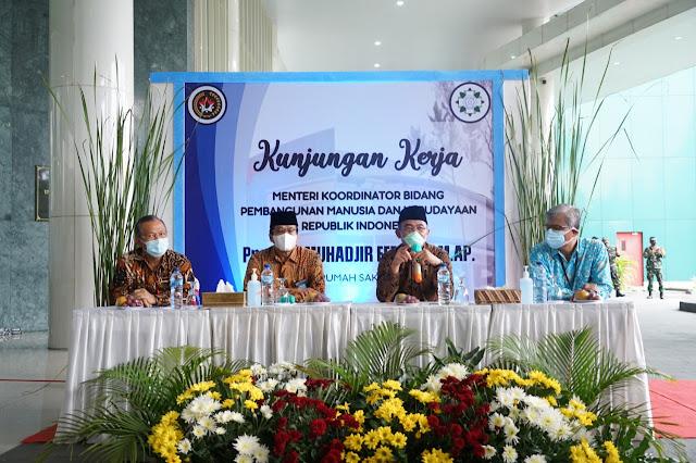 Pujian dari Menko PMK untuk Produk Kesehatan dan Inovasi UNS