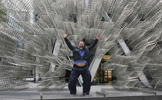 Ai Weiwei wants to play with your Legos