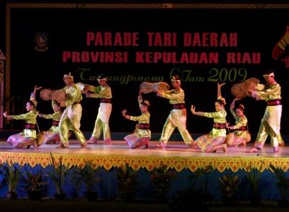 Tarian Khas Melayu