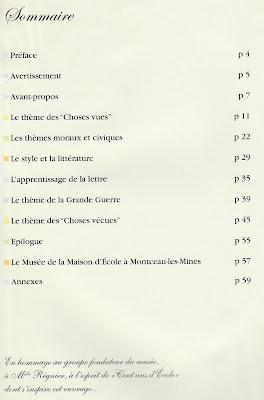 """Sommaire du livre """"La Rédaction"""""""