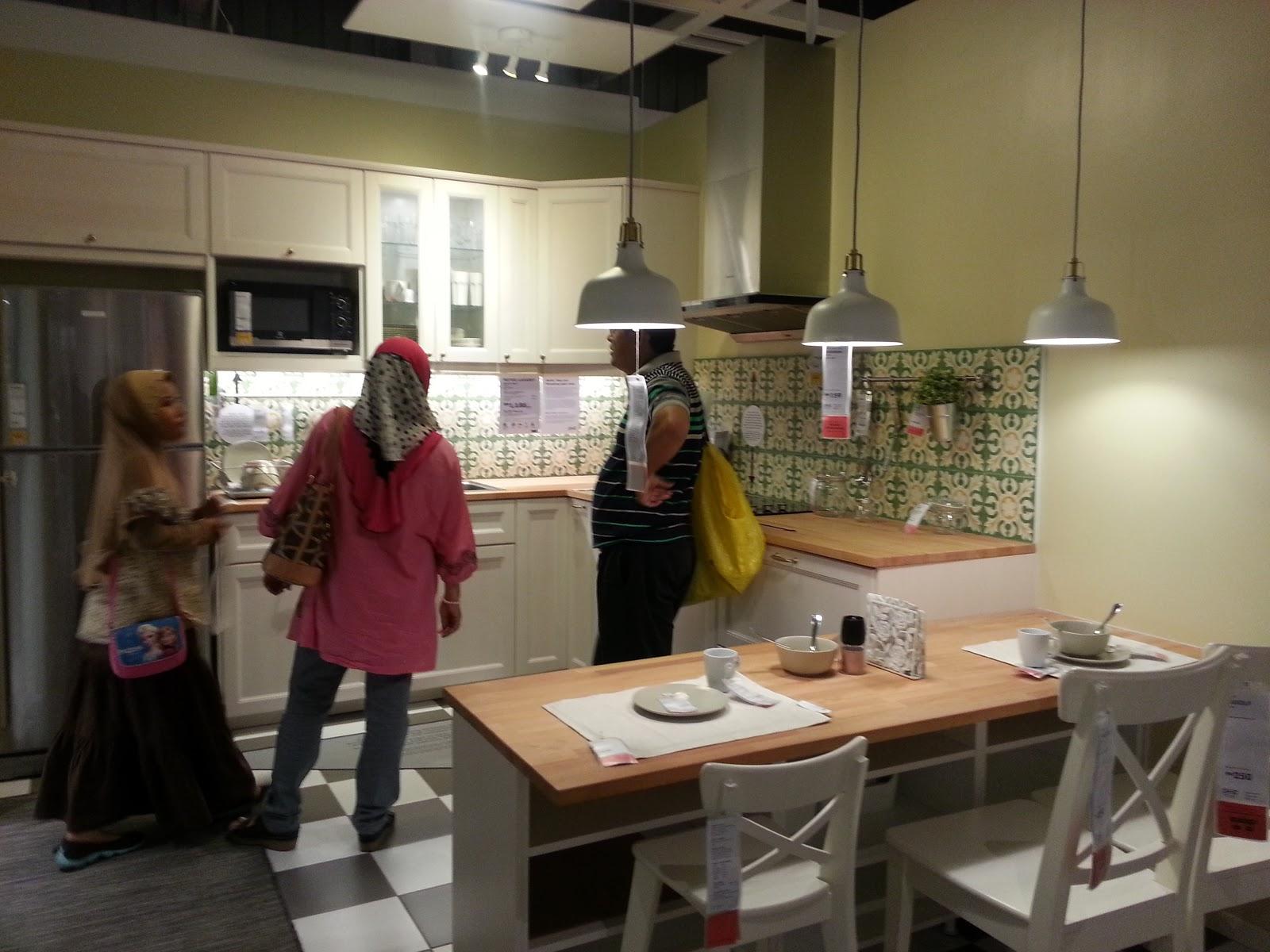Kak M Memang Jalan Ikea Ni Cari Idea Hiasan Dalaman Kami Dalam Proses Yang Renovate Rumah Dapur Belakang Extend Tu Nak Pecah Kan Semua