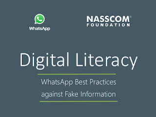 To stop Fake News, WhatsApp to Work with Nasscom