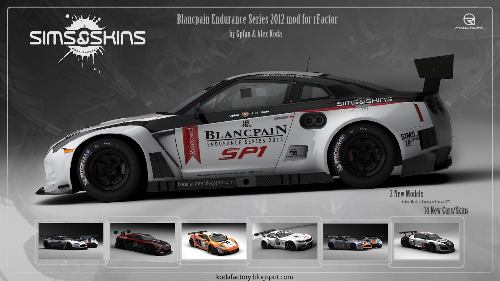 Blancpain Endurance Series #