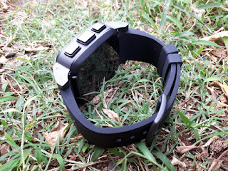 Jam Tangan Outdoor Merangkap Hape Snopow W1 New IP68 Certified