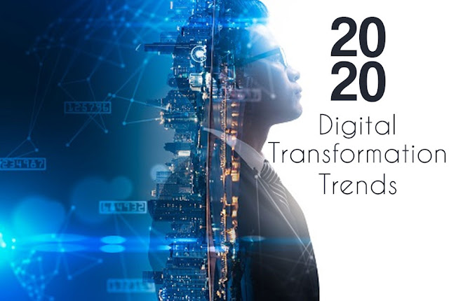 2020 Digital Transformation Trends