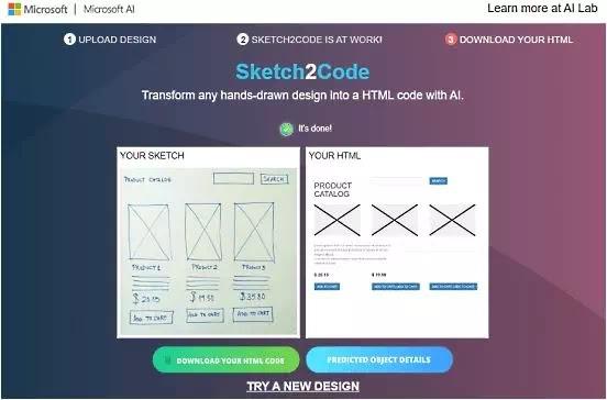 Ubah Gambar Tangan menjadi Kode HTML-2