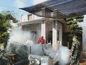 Pemkab Nganjuk Gelar Gerakan Pemberantasan Sarang Nyamuk