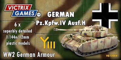 VG12004 Panzer IV H