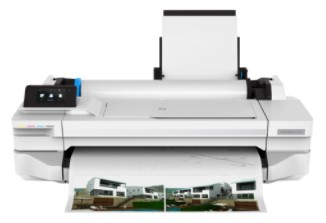 HP DesignJet T100 Driver Stampante Scaricare