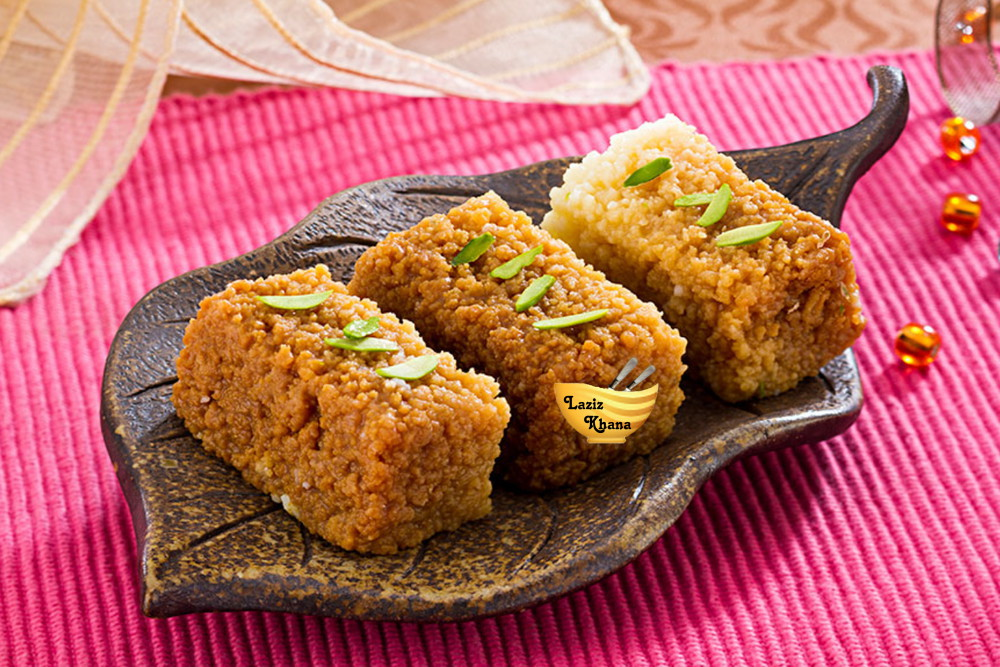 Milk Cake Recipe in Hindi