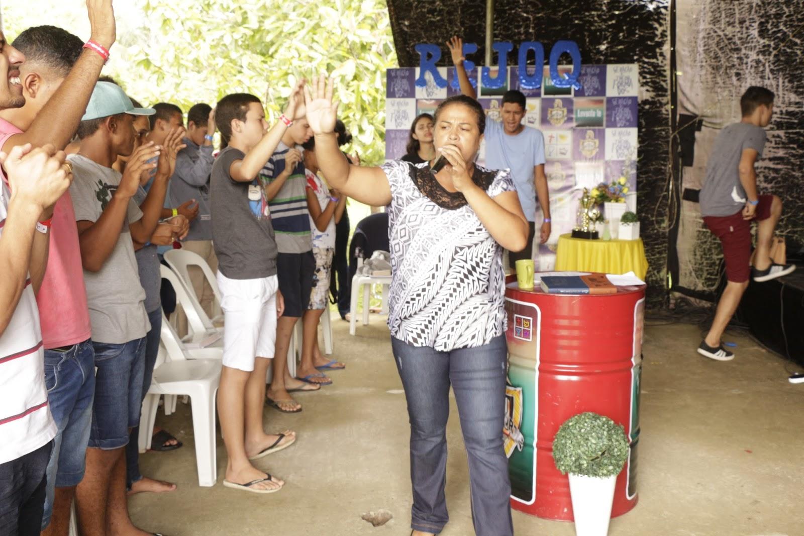Enchei Vos Do Espírito Santo De: Pastora Keila Araújo Ministra