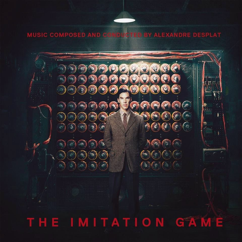 the imitation game soundtracks