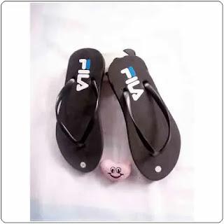sandal Jepit Spon Wanita BJG