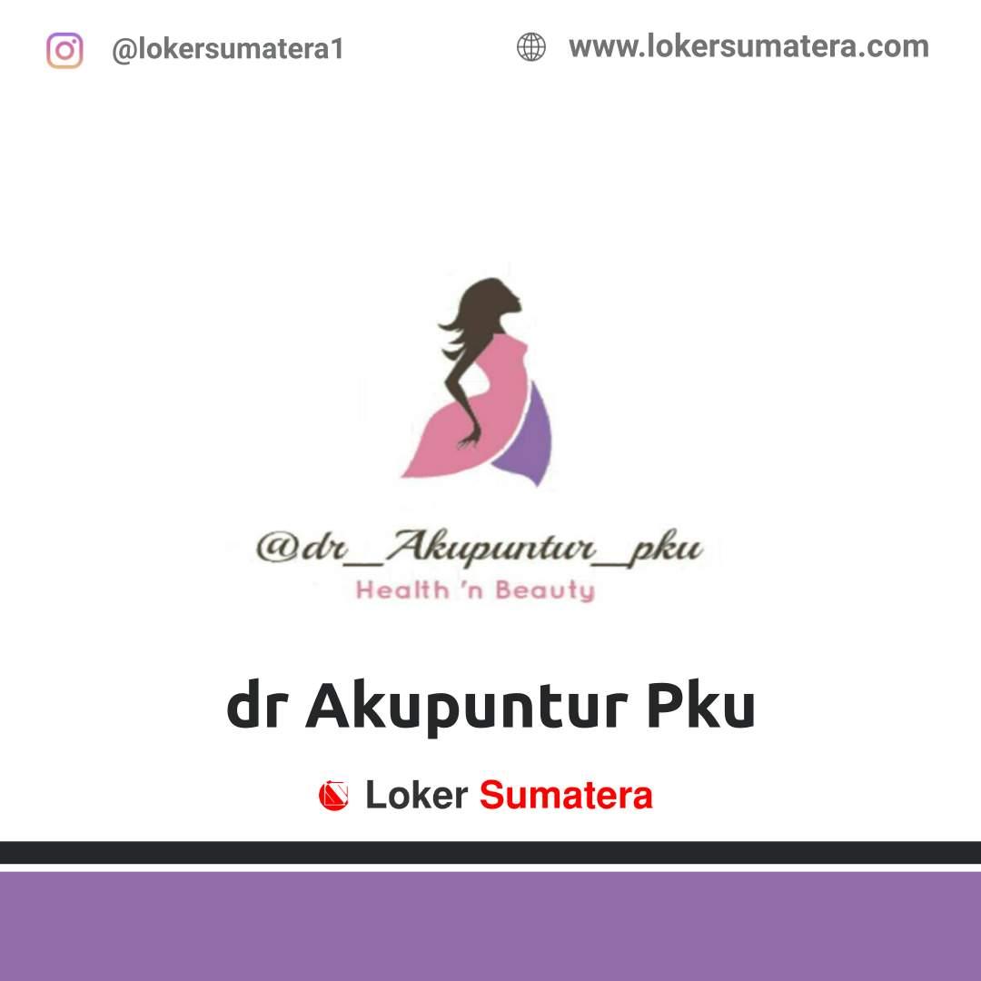 Lowongan Kerja Pekanbaru: dr Akupuntur Pku - Health & Beauty Clinic Desember 2020