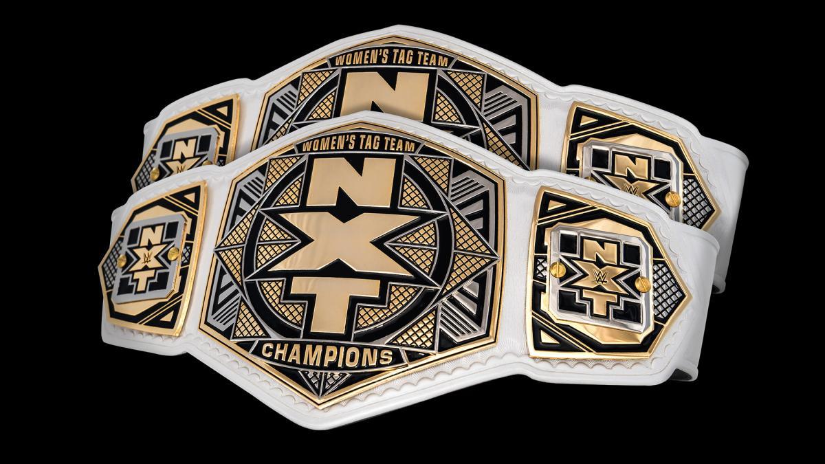 WWE apresenta o NXT Women's Tag Team Championship com suas primeiras campeãs