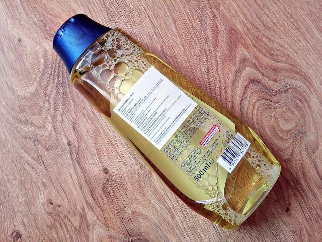 Isana Hair, Birken-Haarwasser - Woda brzozowa do włosów normalnych i z łupieżem, opis opakowania