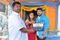Bhimbika in Red Orange Saree at Sikhandi Movie Launch Spicy Pics 9.jpg