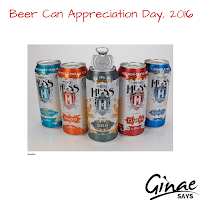 Beer Can Appreciation Day, 2016