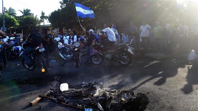 The United Nations urges Nicaragua to probe protest killings