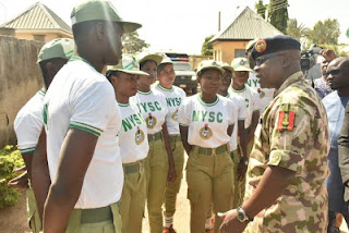 NYSC DG Confirms N33,000 Allowance For Corps Members