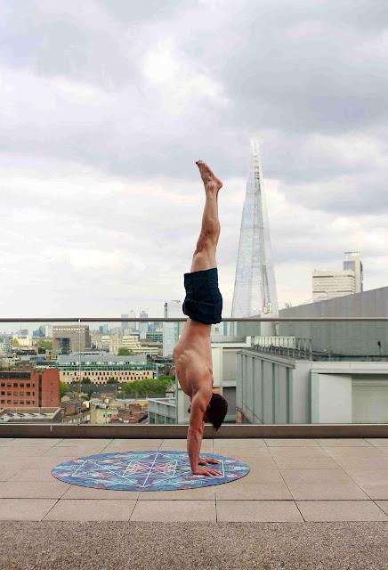 headstand benefits