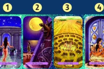 Выбери карту Таро и открой завесу будущего!