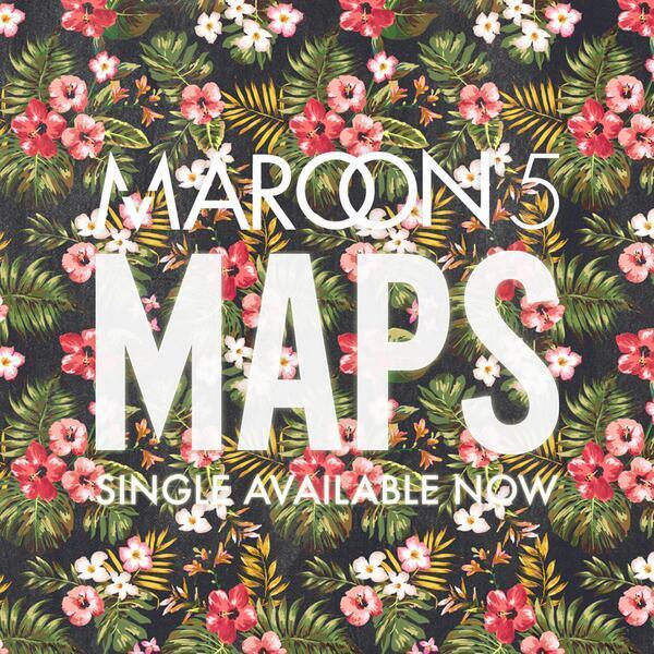 Baixar Música Maps – Maroon 5
